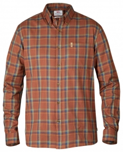 OVIK FLANNEL SHIRT LS