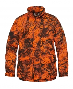 BRENNER PRO PADDED JACKET CAMO