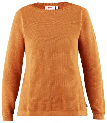 High Coast Knit Sweater W, kolor: 205 - Seashell Orange.