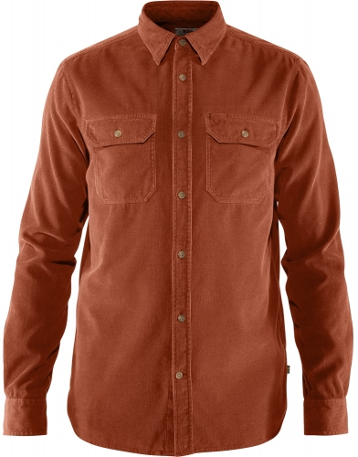 Ovik Cord Shirt, kolor: 215 - Autumn Leaf