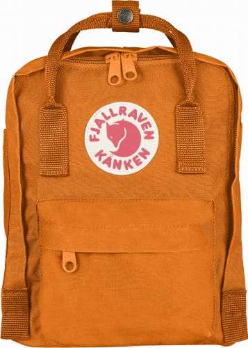 Fjallraven Kanken Mini, kolor: 212 - Burnt Orange.