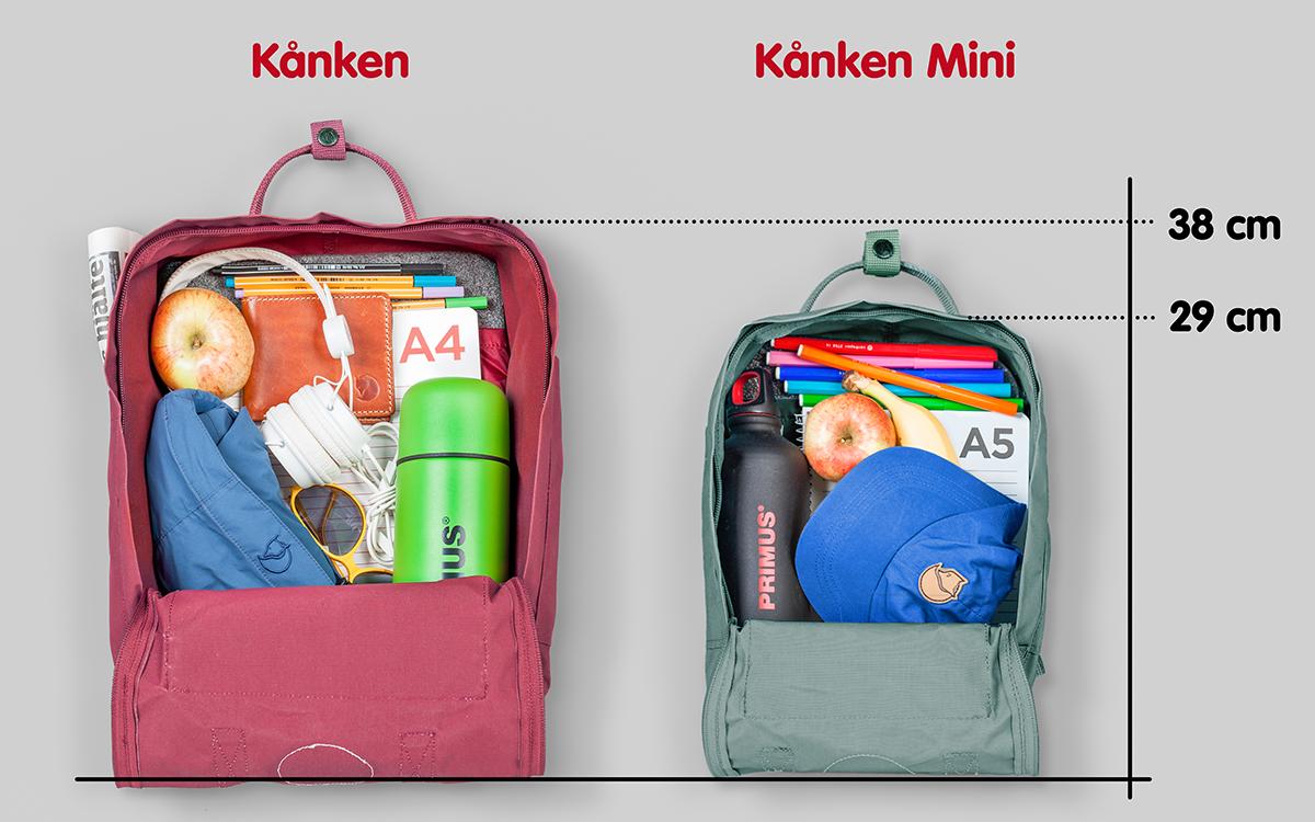 9d682d06f0680 Kanken mini - 319 - peach pink - 23561-319- Fjallraven-shop.pl