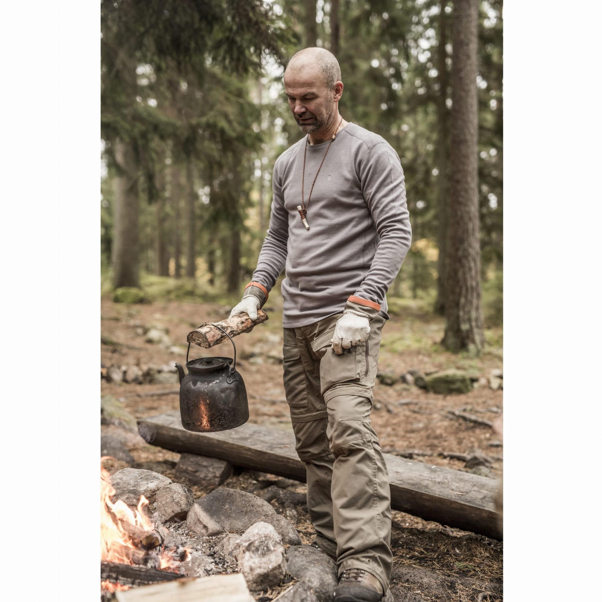 Outdoor-Bekleidung Fjallraven Gaiter Trousers No1