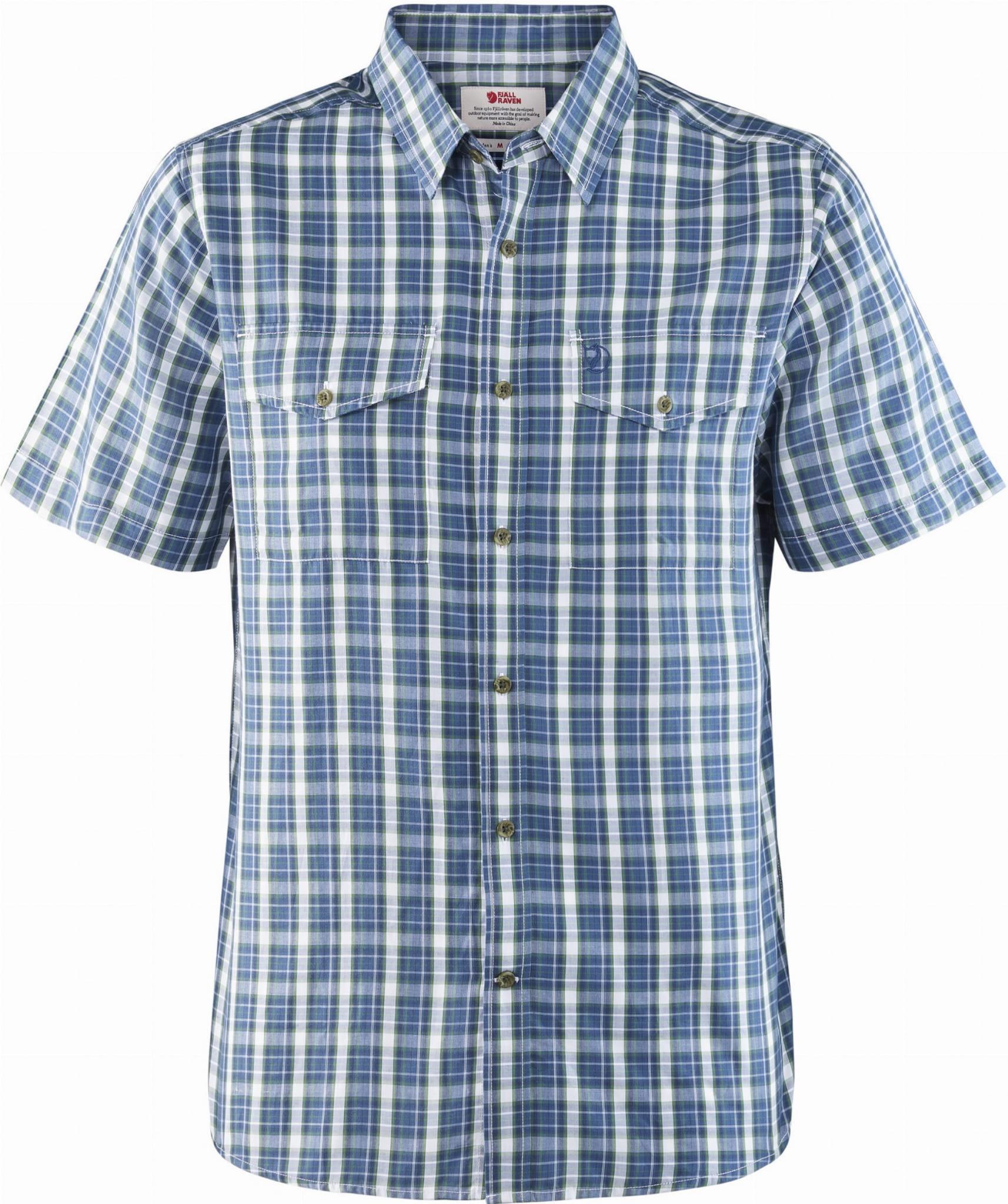 6b6eda847ecb Abisko cool shirt ss - 81795- Fjallraven-shop.pl