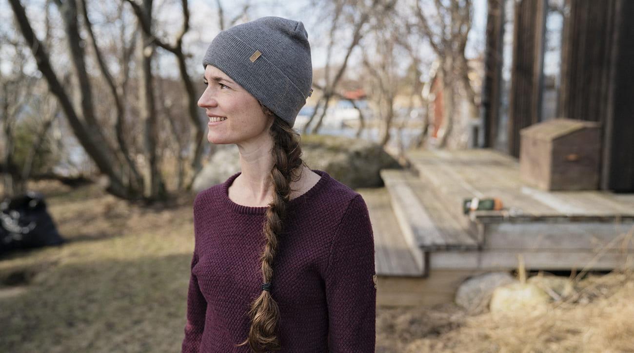 Classic knit hat - 77368- Fjallraven-shop.pl 33d726750f7
